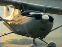 Light aircraft flights