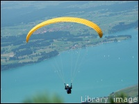 Paragliding Experience picture