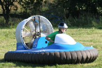 Hovercraft racing experience