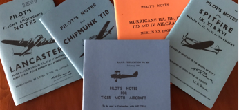 Various pilots notes