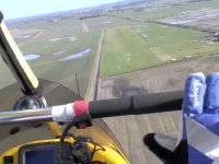 45 min Flight in a Weightshift  Microlight