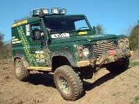 Offroad Driving Experience