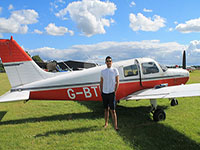 Find out how to launch your flying career