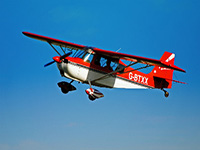 1 to 1 Trial Flying Lesson (with Aerobatics)