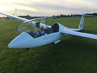 Glider Flying One Day Course
