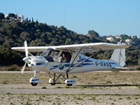 60 Minute Microlight Flying Lesson (Fixed Wing)