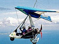 60 Minute Microlight Flying Lesson in Flex Wing