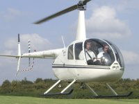 Helicopter trial lesson picture
