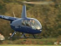 4 Seat Helicopter - Pilot and 1passenger 30 Min
