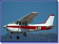 60 Minute Flight in a Four-Seat Cessna 172 Aircraft