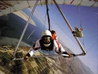 HANG GLIDING TASTER SESSION WITH TANDEM FLIGHT