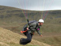 Paragliding Introduction in Cumbria - 2 Days