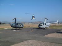 60 minute Helicopter Trial Lesson - Robinson R22