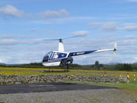 30 minute Helicopter Trial Lesson - Robinson R22