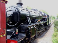 Steam Train Driving Experience
