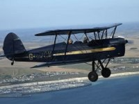 30 Minute Trial Lesson in a Stampe
