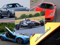 Single Super Car Hot Laps- Your Choice!