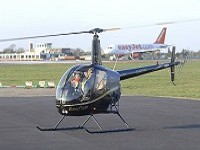 R22 30 minute Helicopter Experience