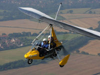 60 minutes in a flex wing microlight