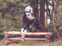 Cross-country riding experience picture