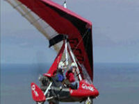 1 Hour Microlight Lesson ( Flexwing)
