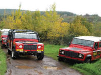 Offroad Driving Expereince