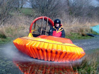 Hovercraft Racing for TWO