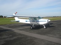 30 Minute Aerobatic trial lesson in a Cessna 152
