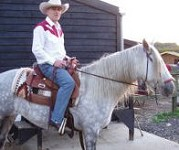 1 hour Western Riding for Two