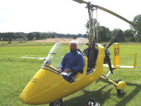 1 hour Gyrocopter(gyroplane) flight