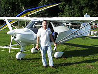Microlight Lesson Package