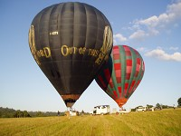 Monday to Friday am or pm  Hot Air Balloon Flight