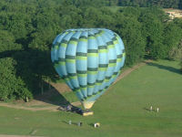 Hot Air Balloon Fight - 2 persons from Essex