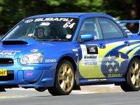 Subaru Imprezza Sti Rally Experience