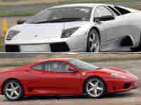 Ferrari v Lamborghini Experience + Ferrari Hot Lap