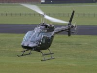 Helicopter pleasure flight picture