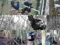Paintballing Experience from Barnstaple in Devon