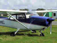 30 minute trial lesson -  4 seater light aircraft