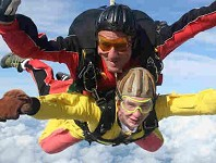 Tandem Skydive from 14,000 feet