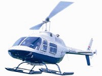 20 minute helicopter flying lesson, 4 seater
