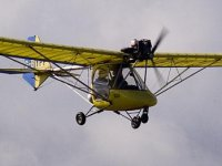 Microlight Flight Training Package - 3 axis