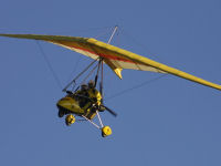 30 minute Microlight Trial Flight