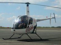 20 minute Helicopter Lesson - R22