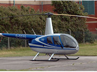 30 minute Helicopter Lesson - R44