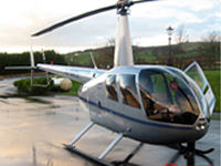 20 minute Helicopter Lesson - R44