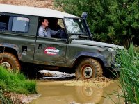 Extended Exclusive Land Rover Driving - 2 hours