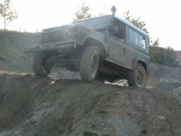 Exclusive Land Rover Driving