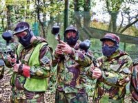 Paintballing Experience from Dawlish NE in Devon