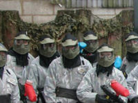 Paintballing Experience from Grimsby West in Lincolnshire