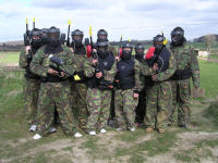 Paintballing Experience from Sittingbourne in Kent